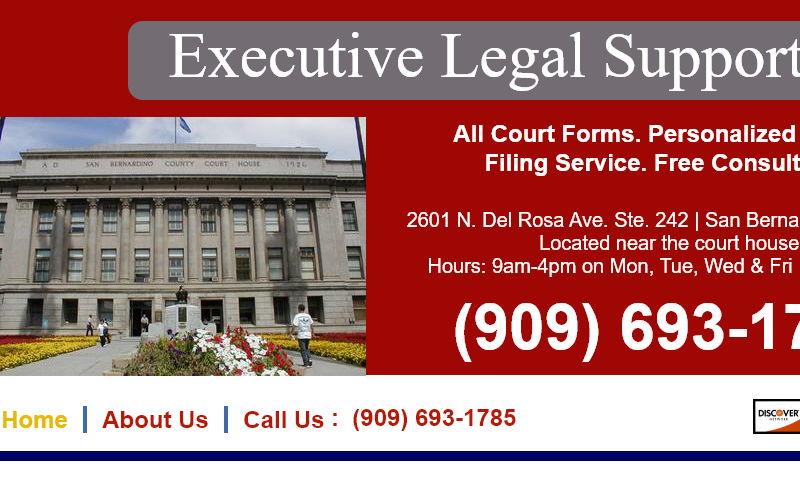 executivelegalsupport.net