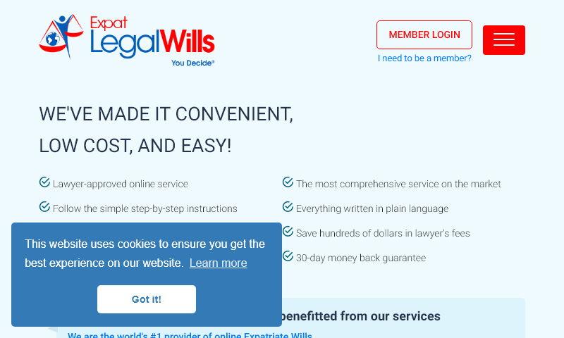 expatwill.com