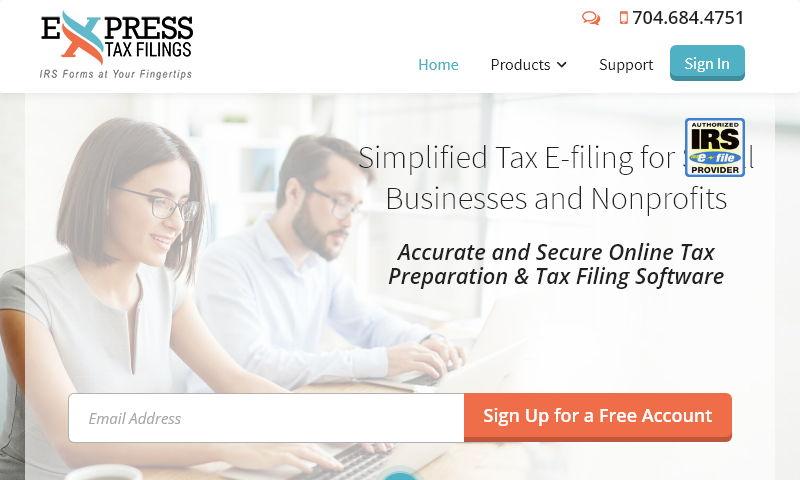exprestaxfilings.com