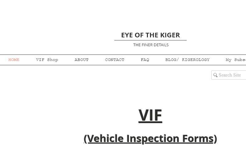 eyeofthekiger.org
