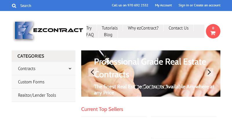 ezcontract.com