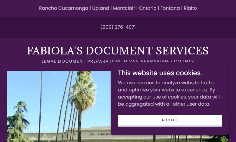 fabiolasdocumentservices.com