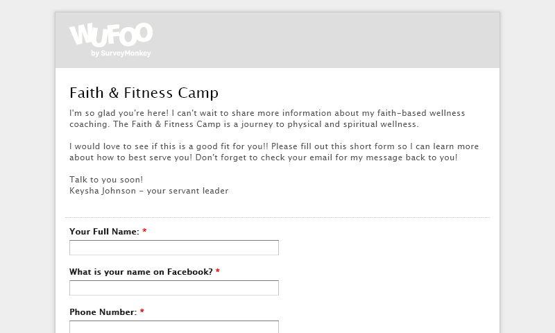 faithandfitnesscamp.com