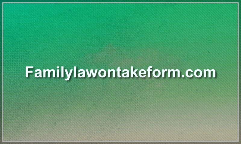 familylawontakeform.com