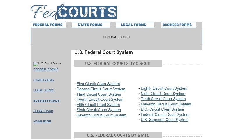 fedcourts.com