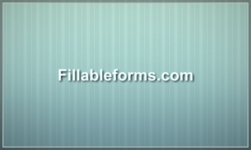 fillableforms.com