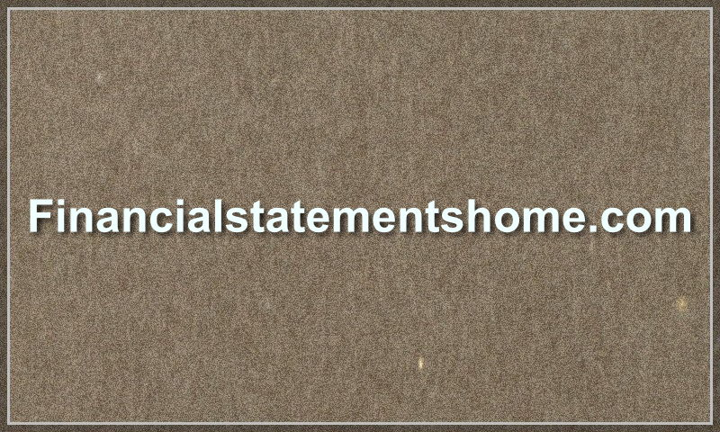 financialstatementshome.com