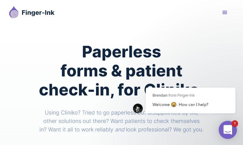 fingerink.com