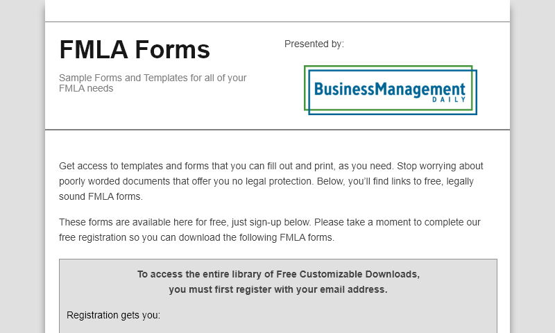 fmla-forms.com