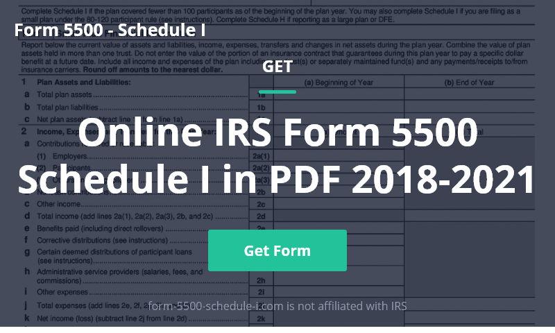 form-5500-schedule-i.com