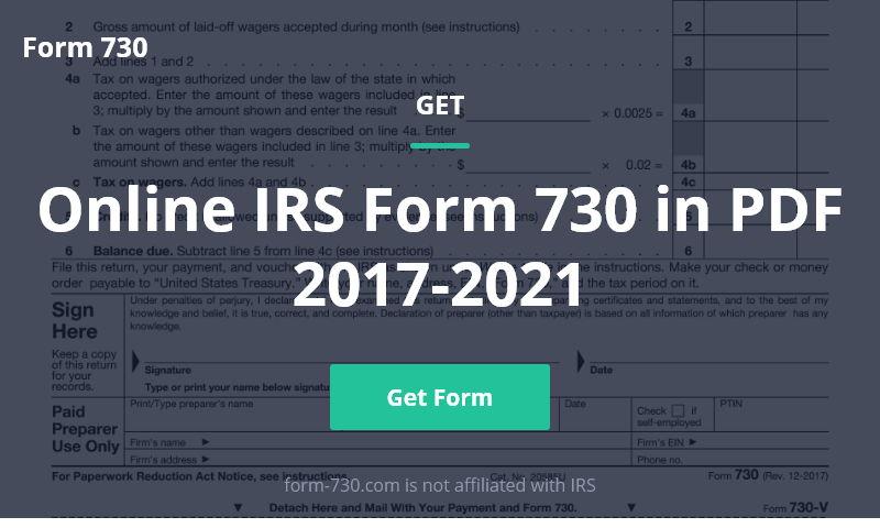 form-730.com