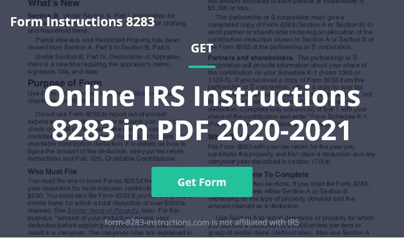 form-8283-instructions.com