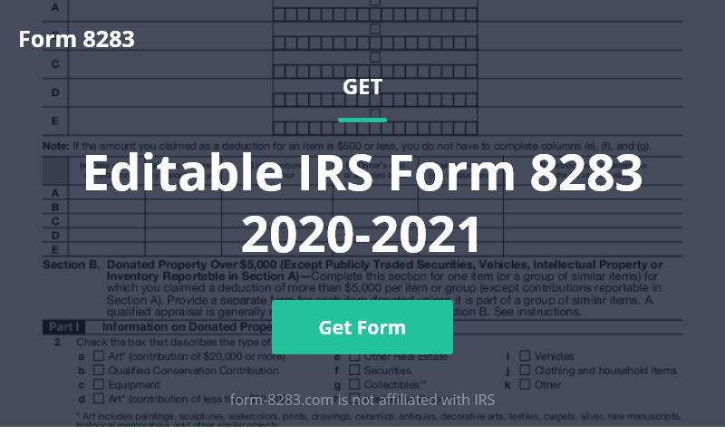 form-8283.com