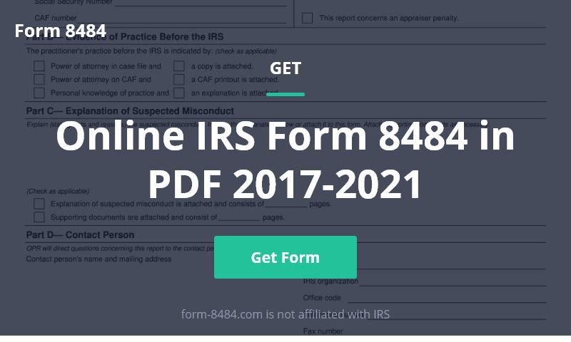 form-8484.com