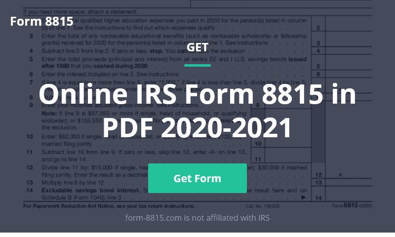 form-8815.com