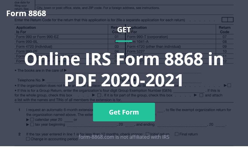 form-8868.com
