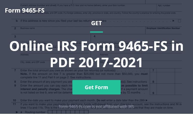 form-9465-fs.com