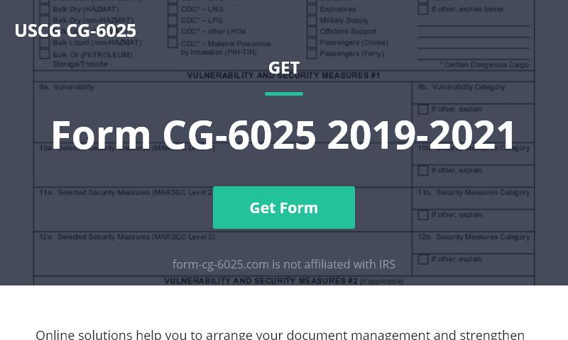 form-cg-6025.com