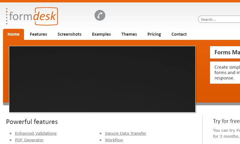 formdesk.net