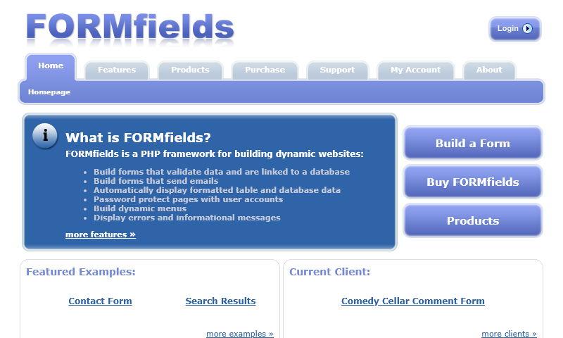 formfields.com