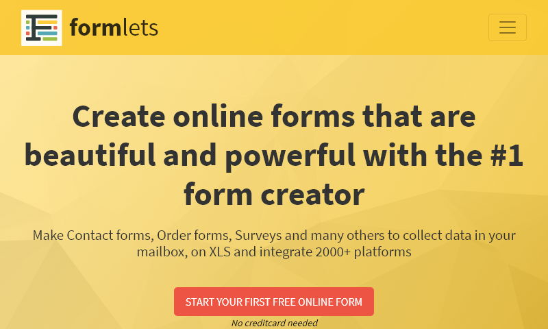 formlets.org