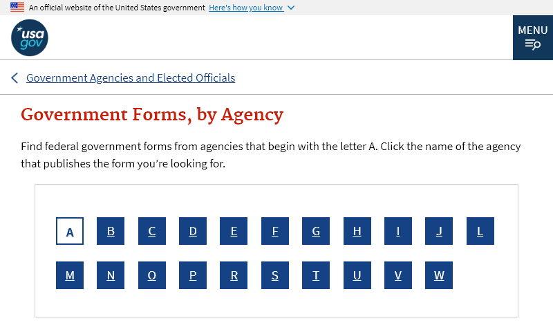 forms.gov