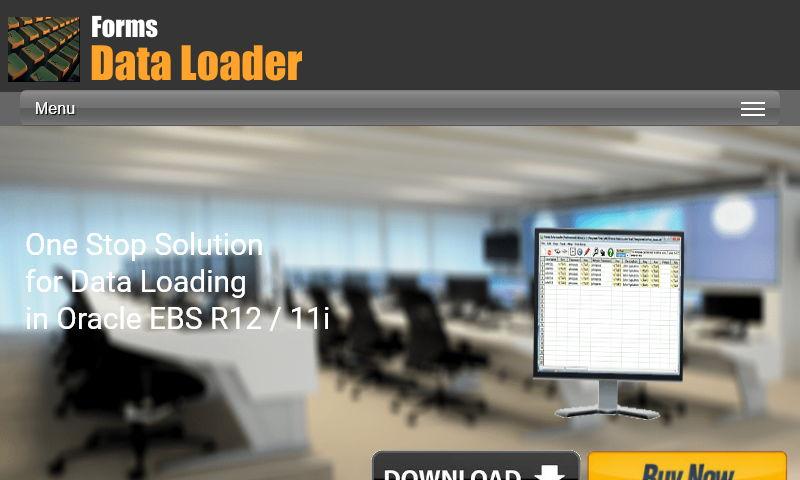 formsdataloader.com