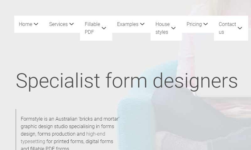 formstyle.com.au