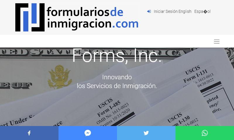 formulariosdeinmigracion.com