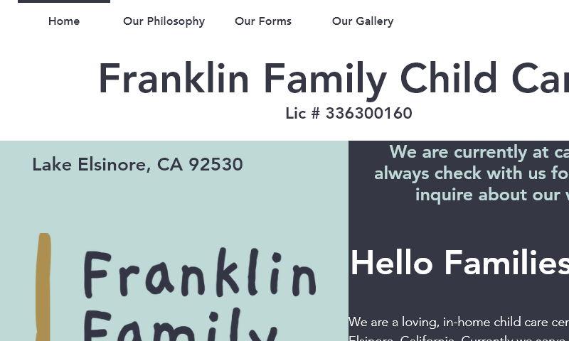 franklinfamilycare.com