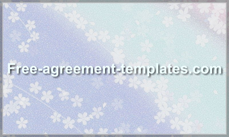 free-agreement-templates.com