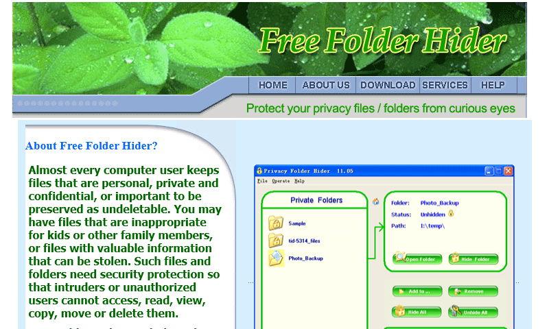 freefolderhider.com
