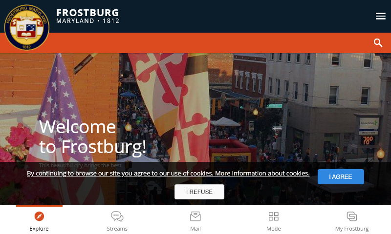 frostburgcity.com
