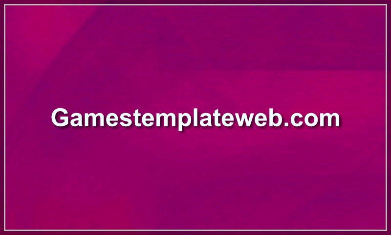 gamestemplateweb.com