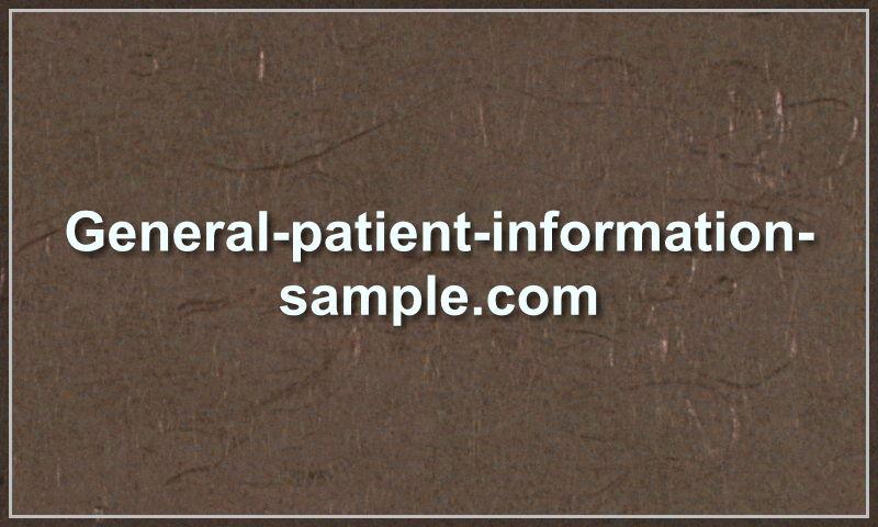 general-patient-information-sample.com