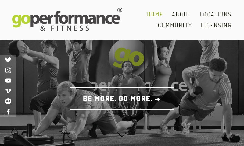 goperformanceclub.com