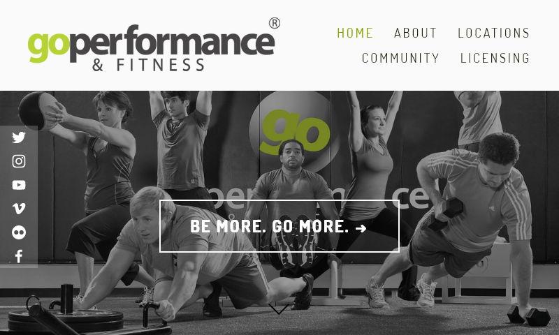 goperformancefitness.com