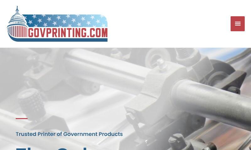 govprinting.com