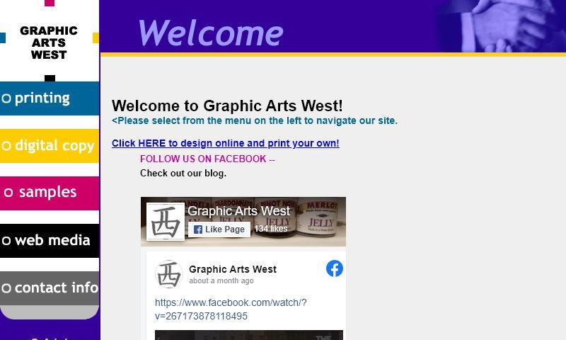 graphicartswest.com