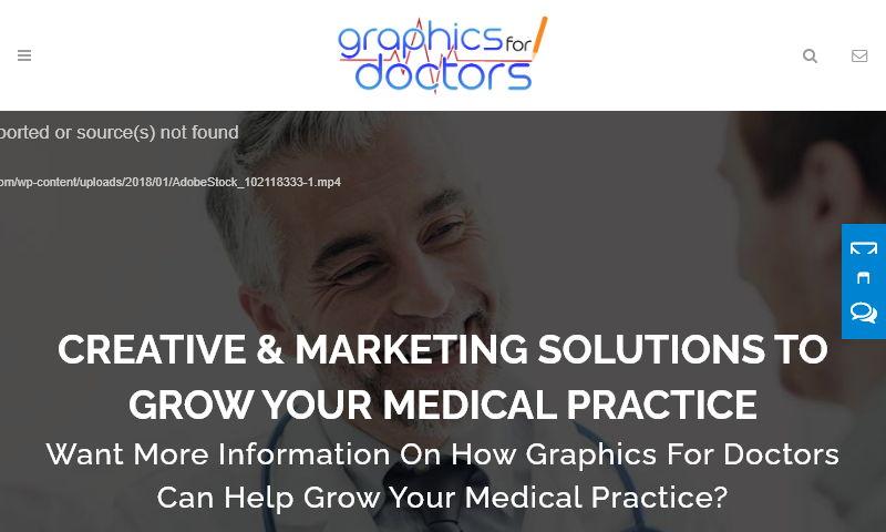 graphicdesignfordoctors.com