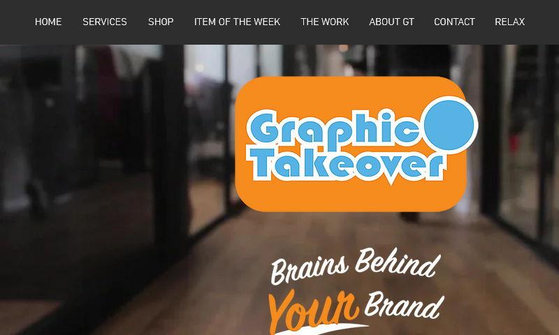 graphictakeover.com