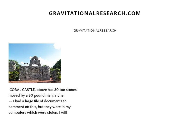 gravitationalresearch.com