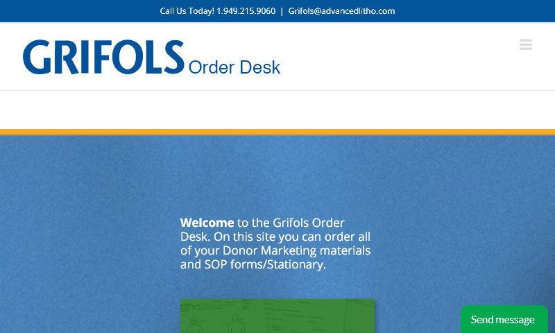 grifolsorderdesk.com