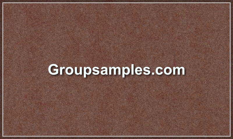 groupsamples.com