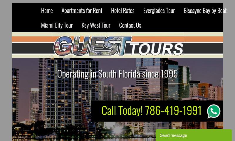 guesttoursmiami.com