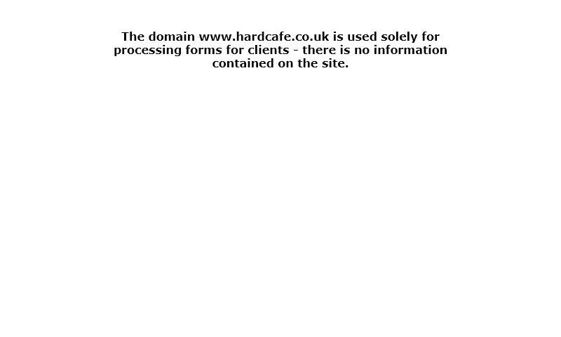 hardcafe.co.uk