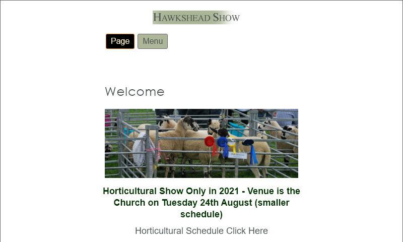 hawksheadshow.co.uk