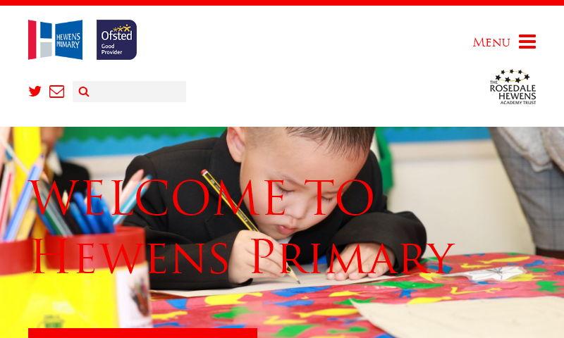 hewensprimaryschool.uk