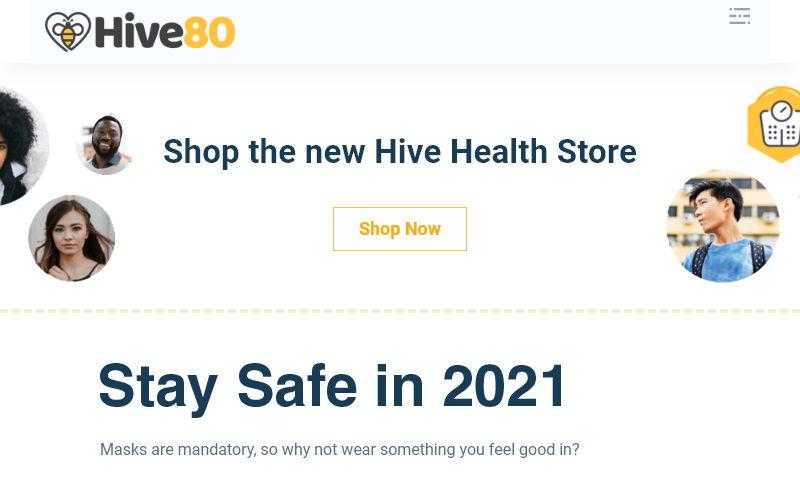 hive80shop.com