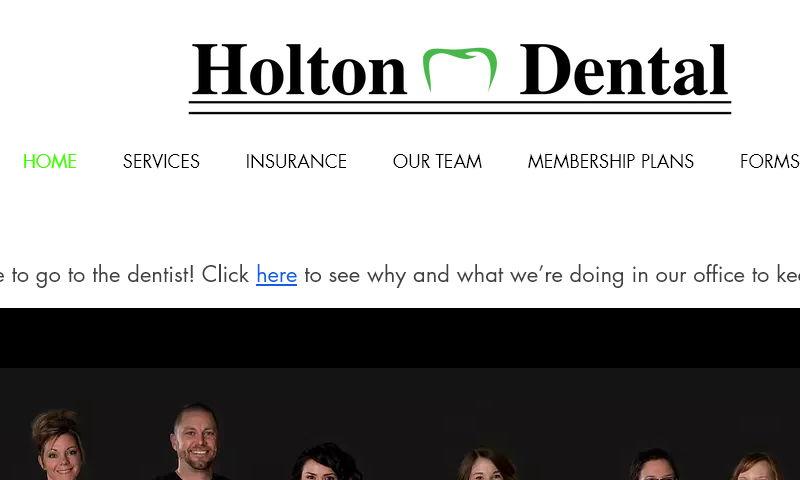 holtondental.org